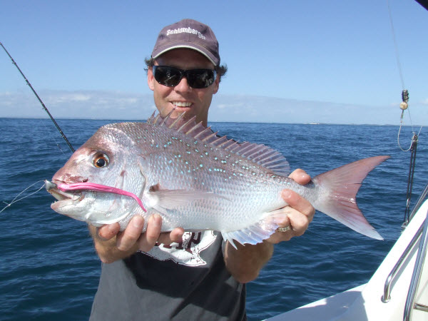 Dave Gray - Snapper - August 2011