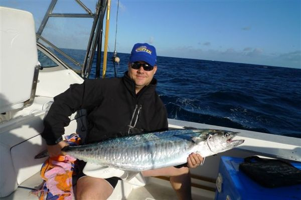 Dave Dubbelboer - Spanish mackerel