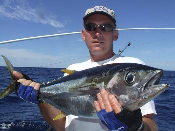 Mark Jarrett - Yellowfin tuna