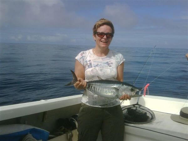Sally Kelly  - Southern bluefin tuna
