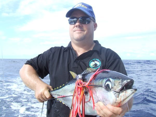 Dave Bubbelboer - Striped tuna