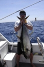 Grant Mills - 28 kg yellowfin tuna