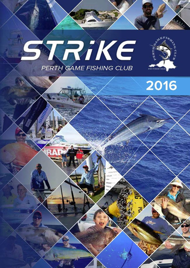 Front Cover STRIKE 2016